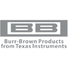 Burr Brown Chip Logo