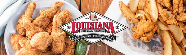 Louisiana Fish Fry