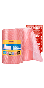 Bubble Cushioning Wrap Rolls