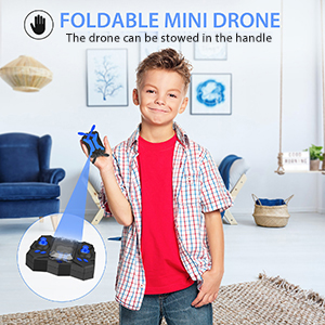 Flashandfocus.com c1ef3829-8789-4f5c-9302-e8dc23b1a508.__CR0,0,300,300_PT0_SX300_V1___ Mini Drone with camera for KidsBeginners , Foldable Pocket RC Quadcopterwith App Gravity Voice Control Trajectory Flight, FPV Video, Altitude Hold, Headless Mode, 360°Flip, Toys Gifts for Boys Girls