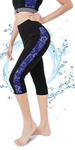 High Waist Women Neoprene Wetsuit Pants