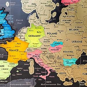 decowall mapa świata mauraders mapa plakat tablica świat mapa pinnable mapa świata u.k. mapa plakat