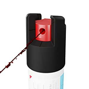 Compact pepper spray Compact mace Compact pepper spray with keychain compact mace with keychain