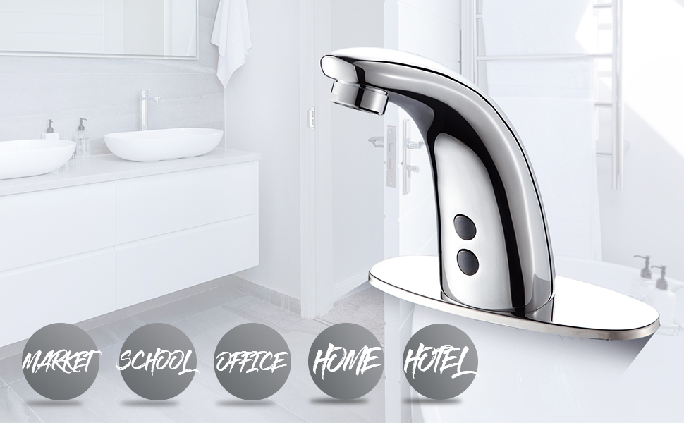 touchless faucet
