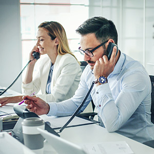 Friendly, US-based phone support