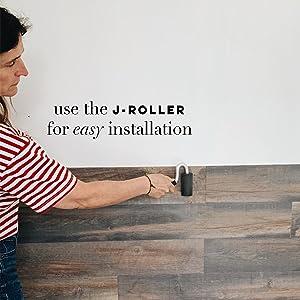 J Roller, Pressure Tool, Wall Panel, Installation Tool