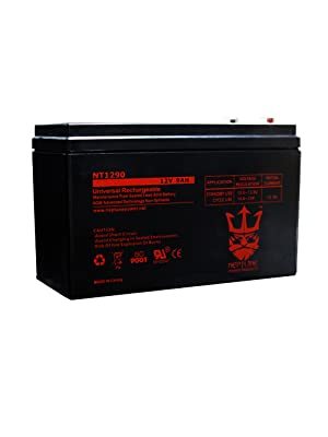 Neptune NT-1290 12 Volt 9 Amp Sealed Lead Acid Battery