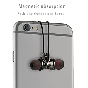 magnetic neckband headphone neckband earphone wireless earphone sports neckband