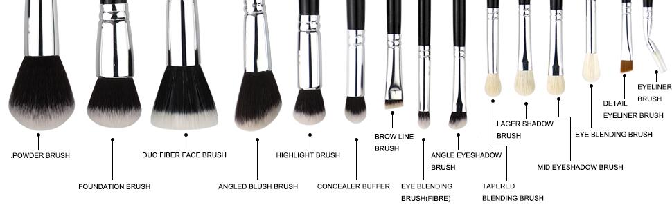 brush name each