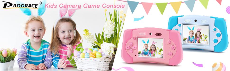 Kids game camera