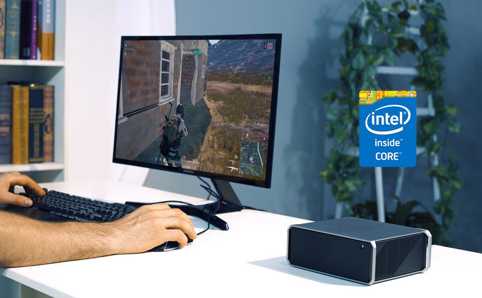 CHUWI CoreBox Pro tower computer