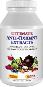 Ultimate Anti-Oxidant Extracts