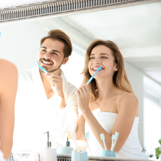 The dirt oral care