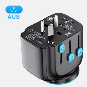 australia travel plug