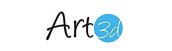 Art3d Logo