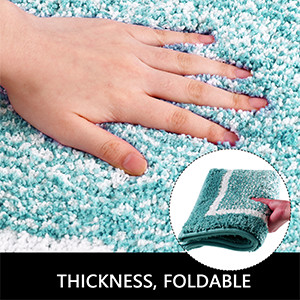 Bathroom Rug Mat Ultra Soft and Water Absorbent