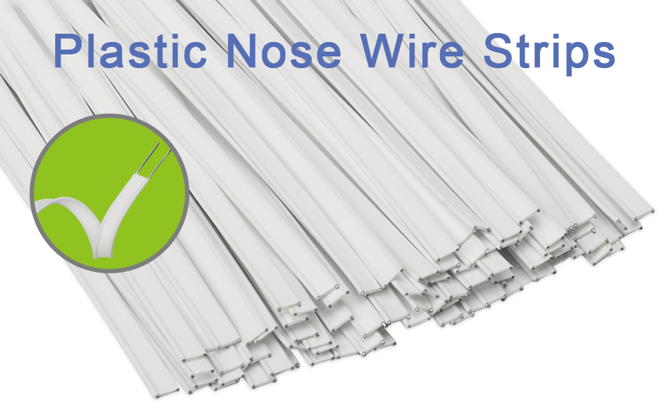 nose wire strip