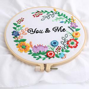 embroidery hoop starter kit