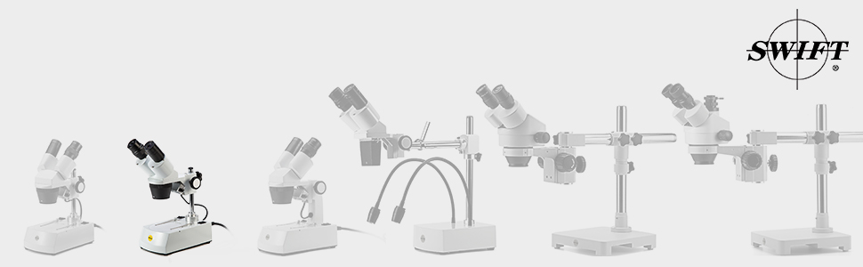 stereo student microscopes