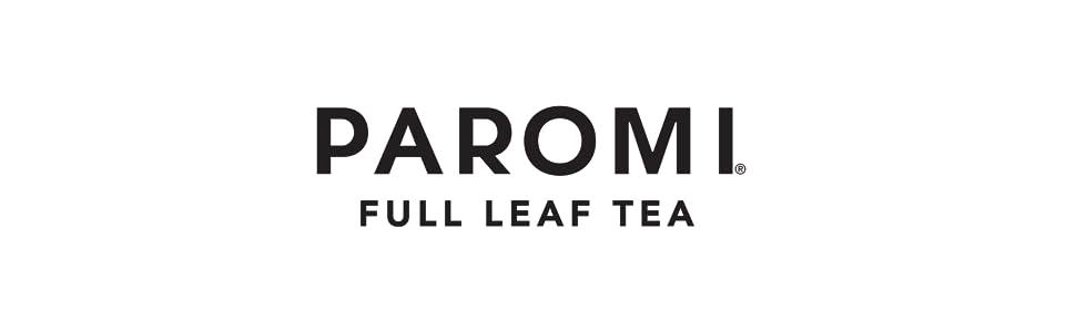 Paromi Full Leaf Tea Logo