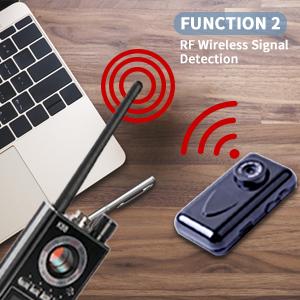 RF Wireless Signal Detection