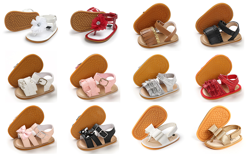 A variety of styles for you to choose