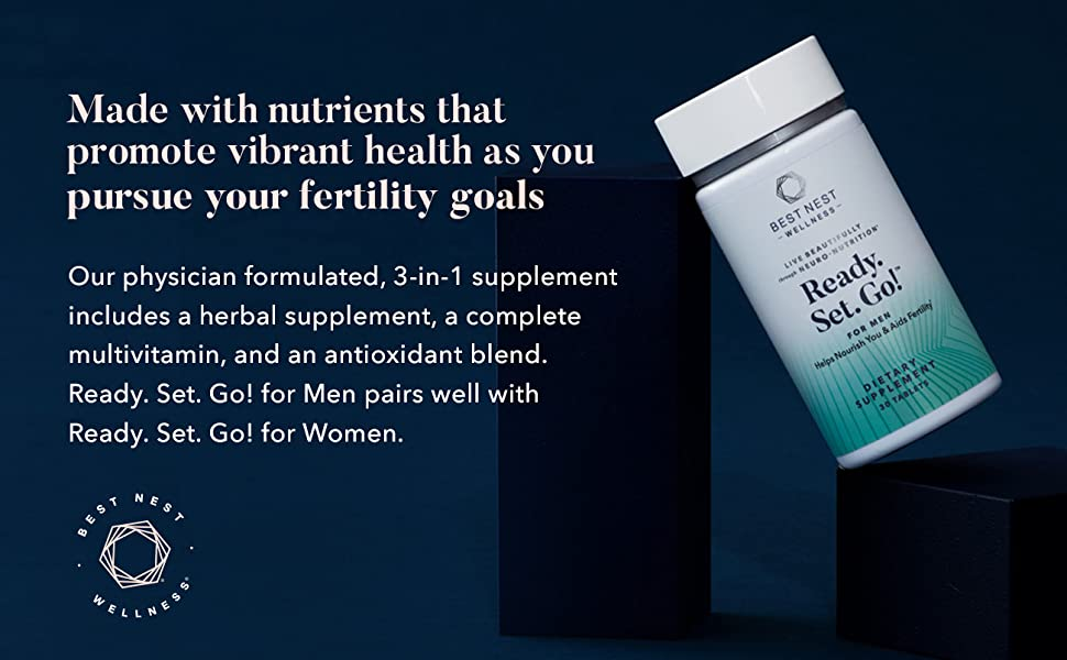 3-in-1 supplement includes a herbal supplement, a complete multivitamin, and an antioxidant blend.