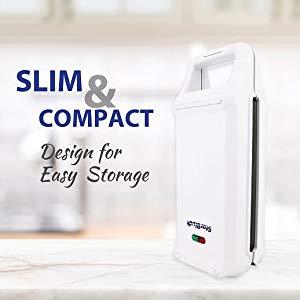 Slim & Compact Oil-Free Churro Maker
