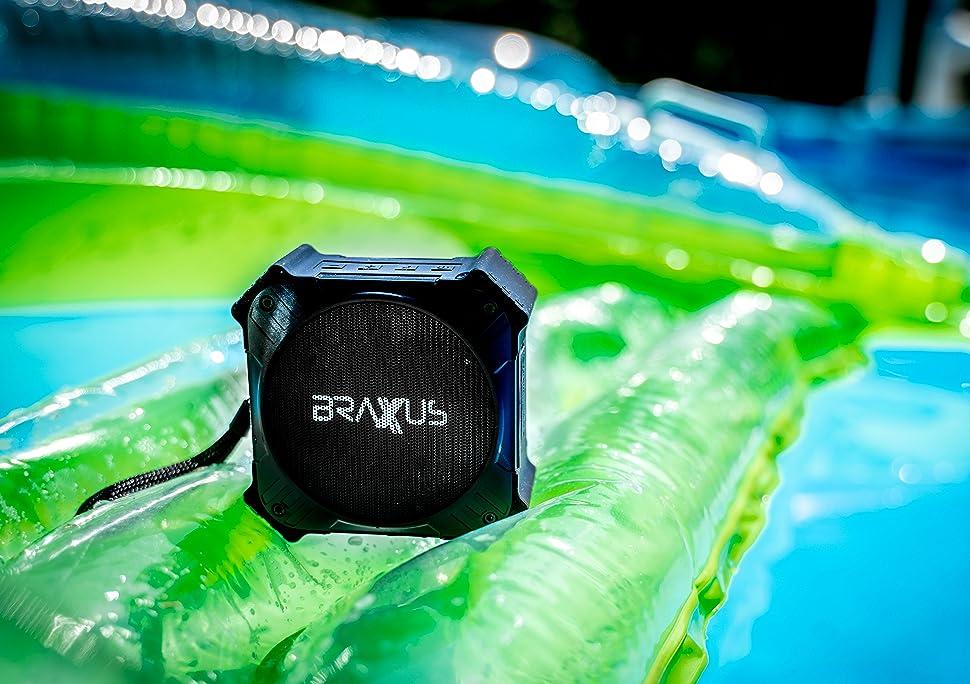 Braxus Solar Bluetooth Speaker