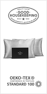 fishers finery mulberry silk pillowcase 30 momme silk pillow case 2 pack set of 2