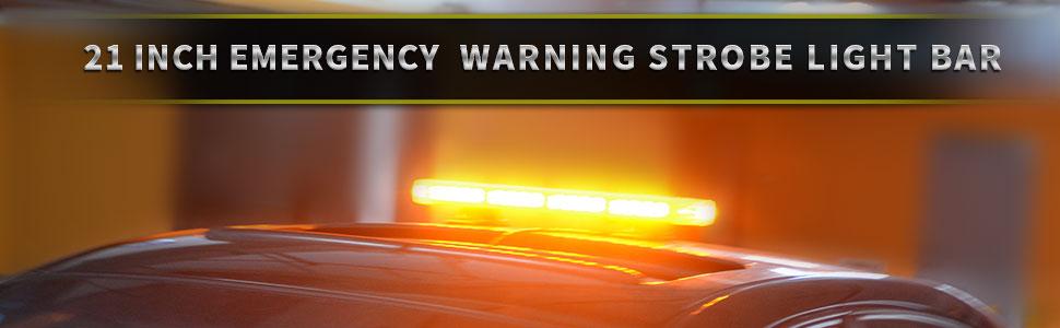 emergency strobe light bar