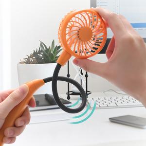 flexible fan head