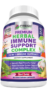 immune support elderberry capsules 1200mg