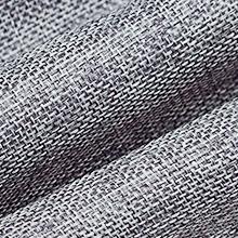 Panier de rangement en tissu.