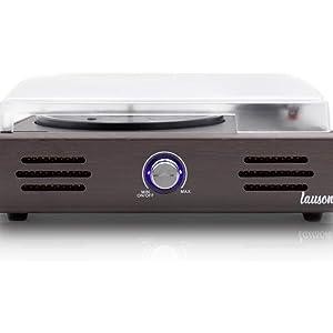 Tocadisco Lauson JTF036 Función de Grabación Encoding PC-Link ...