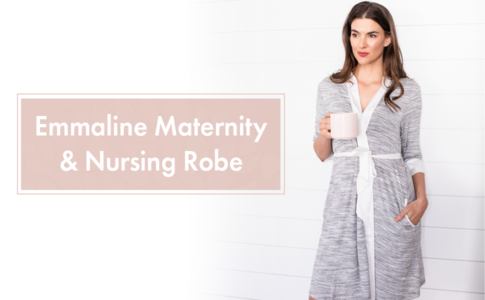 matching robe and swaddle set mom and baby girlmatching maternity/delivery robe with baby swaddle