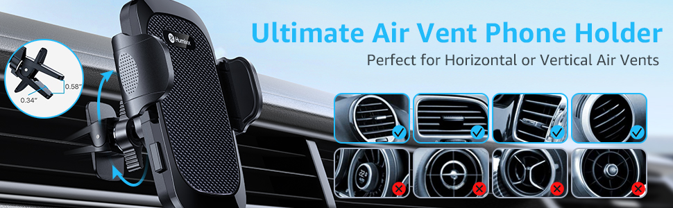 Ultimate Air Vent Phone Holder