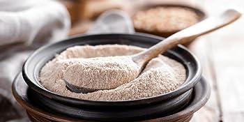 buckweat flour, food to live