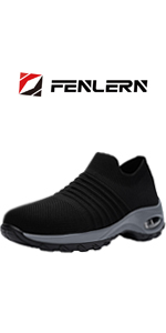 steel toe sneakers comfortable safety shoes breathable lightweight slip resistant construction shoes