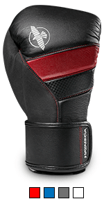Black / Red T3 Boxing Glove