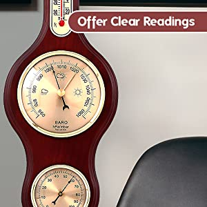 Ideal Dimensions Offer Clear Readings