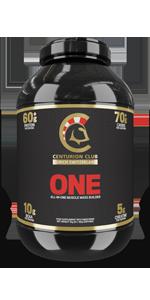 Centurion Club Nutrition ONE Suplemento Todo-en-Uno de ...