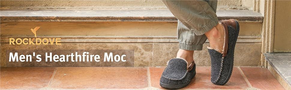 slippers mocassins men