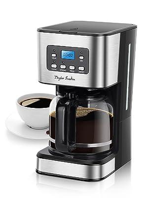 Taylor Swoden Darcy - Cafetera de goteo, 950W, pantalla LCD ...