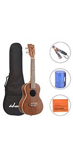 sophrano ukulele