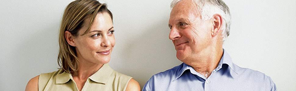 Doro 6040 mobile phone for the elderly