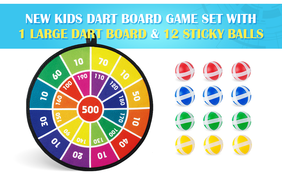Kids Dart Board
