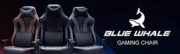 1  Blue Whale Super Big and Tall Gaming Chair with Massage Lumbar Support,Sedentary Reminder,Metal Base and Aluminum Alloy Armrest High Back PC Racing Office Computer Desk Ergonomic Swivel Task Chair c27ebfd1 a6df 47fa bb35 492dac4d0bdc