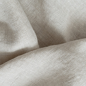 linen with stone washed