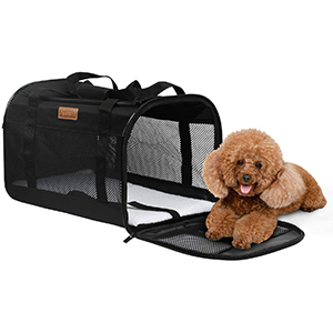 Foldable Soft Airline Approved Pet Travel Carrier